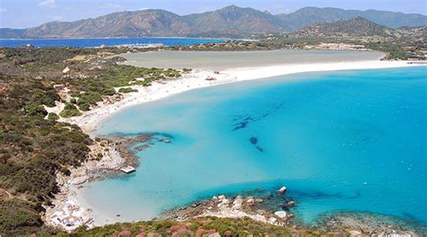 porto giunco spiaggia porto giunco spiaggia villasimius sardegna