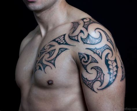 styles of tribal tattoos 59 great tribal tattoos on chest
