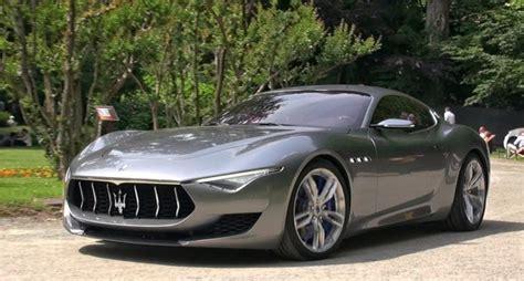 Maserati Elettrica 2020 by Maserati Alfieri Elettrica Arriva Entro La 2020