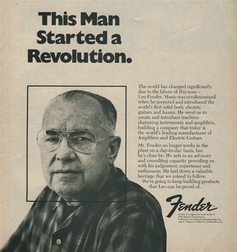 leo fender the heard around the world books leo fender alchetron the free social encyclopedia