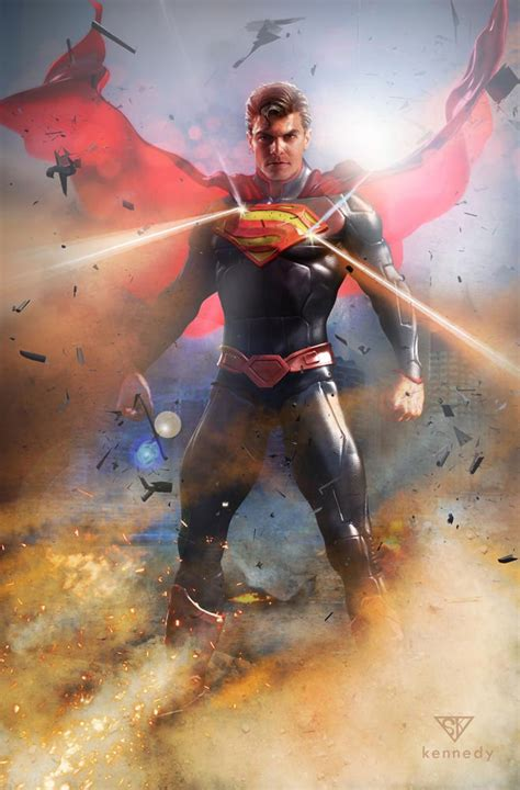 painting superman outstanding collection of superman artworks