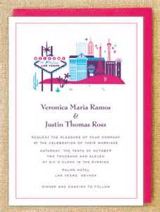 las vegas wedding invitations by invitationconsultantscom invitations ideas