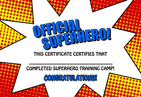 printable heroes google drive free zap certificates printable google search reward