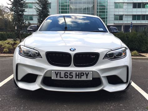 white bmw real photos bmw m2 in alpine white with m