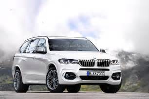 2018 bmw x7 photoshop what do you think of it
