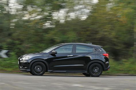 Honda Hrv Black by Honda Hr V Black Edition 2017 Review Autocar