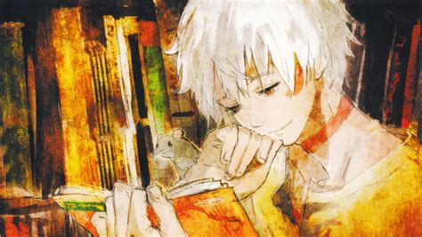 books anime anime boys mice   shion  wallpaper