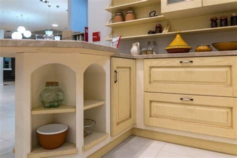 cucine in saldo cucina in muratura scavolini modello belvedere scontata