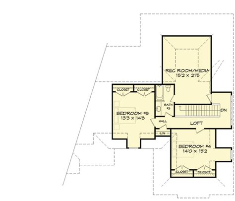 two master bedrooms 63201hd architectural designs two master suites 68408vr architectural designs