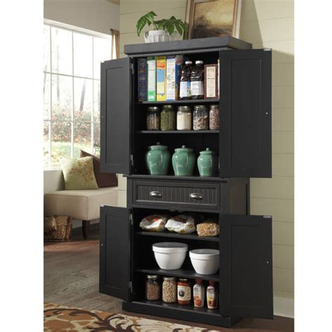 Nantucket Kitchen Pantry by Nantucket Freestanding Pantry Cupboard At Brookstone Buy Now