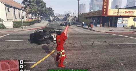 gta 5 ironman mod game free download iron man invades not your screen but your gta v game
