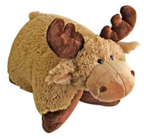 Moose Pillow Pet Walmart by Totsy Pillow Pets Just 12 Free Shipping For New Members