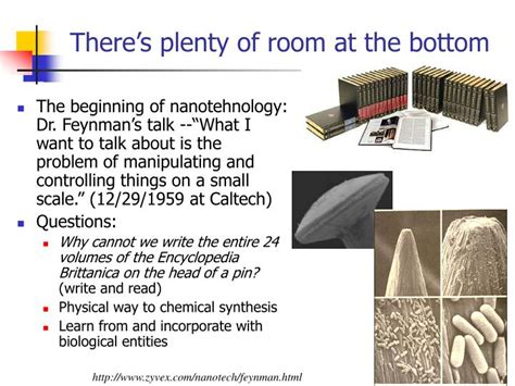 there s plenty of room at the bottom ppt nanotechnology and environmental protection i introduction powerpoint presentation id