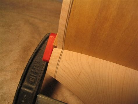 Should Fret If Photos Surface by Neck And Fretboard Gluing And Peghead Inlay