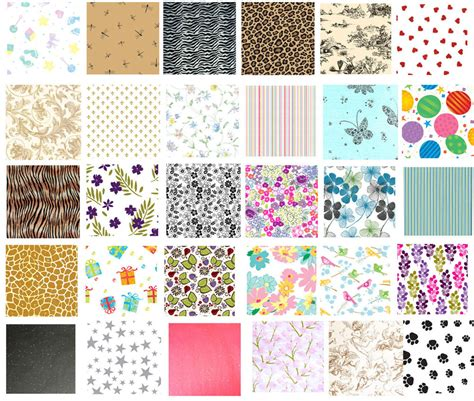 pattern tissue paper printed patterned tissue wrapping paper luxury 5 sheets