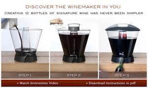 how to make wine at home personal winemaking system artful winemaker home wine