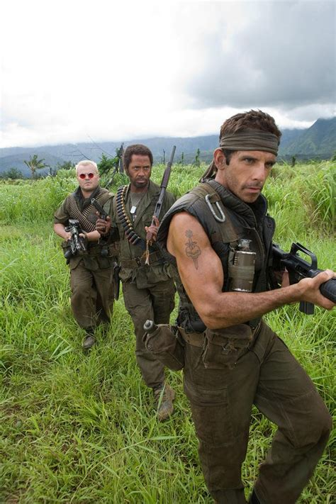 jack black zack and miri first pictures from tropic thunder and zack and miri make