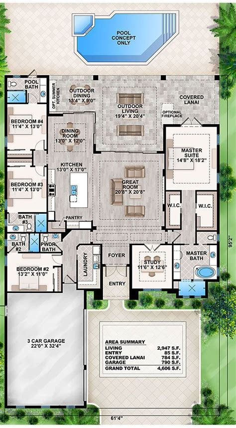 open floor plan blueprints best 25 open floor house plans ideas on open