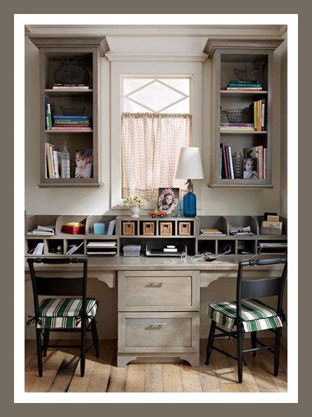 dual desk home office dual desk set up home office pinterest desks