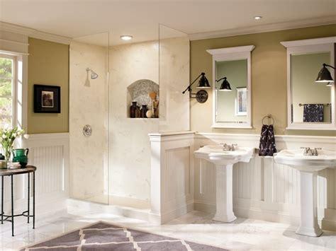 bathrooms banbury moen banbury transitional neutral bathroom transitional