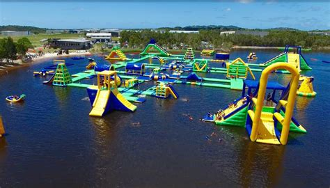 theme park qld accommodation aqua park coolum theme parks coolum sunshine coast