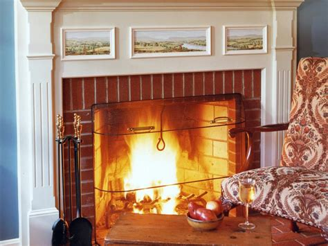 essential fireplace accessories hgtv