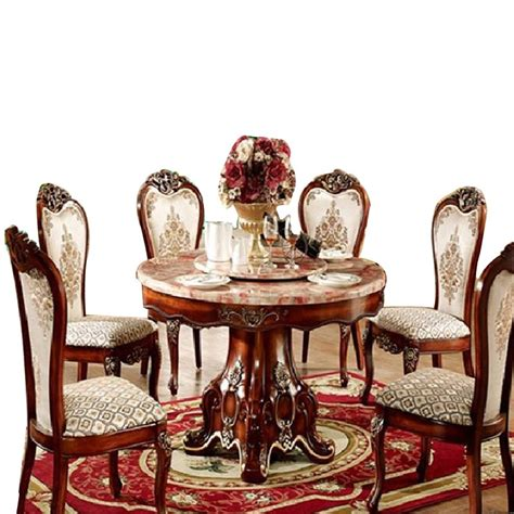 american wood  dining table marble dining table