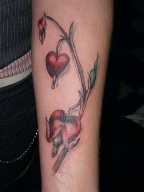 twisted heart tattoo top 25 best bleeding ideas on