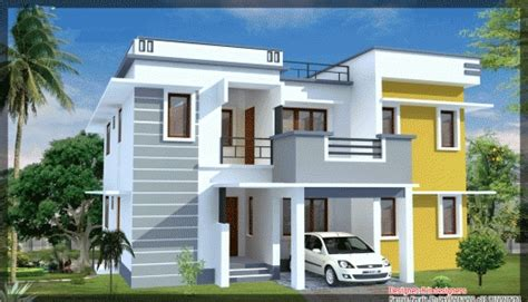 Duplex House Plan Amazing Front Elevation Of Duplex House In 700 Sq Ft