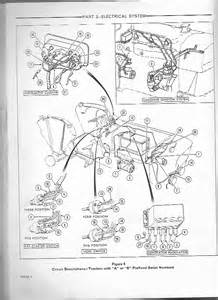 3930 ford tractor alternator wiring diagram ford 3000