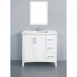 meuble dessus lavabo comparaison de prix pour meuble lavabo winston 36 po avec