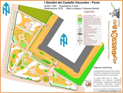 cartina pavia e provincia le mappe scombussolato team orienteering a voghera