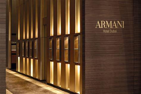 hotel armani armani hotel dubai wilson associates