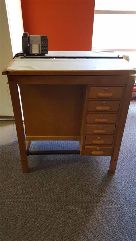 Vintage Drafting Tables For Sale Vintage Drafting Table For Sale Classifieds