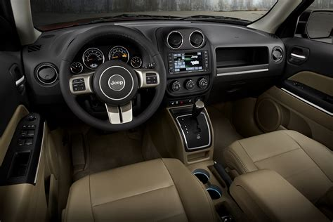 2016 Jeep Patriot Interior Jeep Renegade Compass And Patriot Updated For 2016
