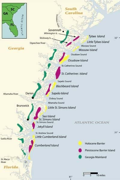 the cascadia courier barrier islands of