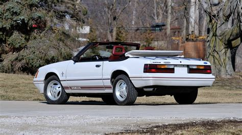 1984 Ford Mustang by 1984 Ford Mustang Gt350 Convertible T84 Indianapolis 2013