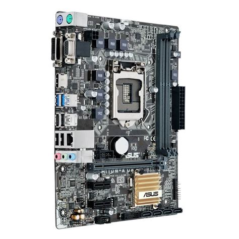 Mainboard Asus H110m D D3 Socket Lga 1151 asus h110m a d3 lga 1151 micro atx motherboard h110m a d3 mwave au