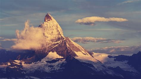 wallpaper apple mountain 1920x1080 matterhorn mountain peak desktop pc and mac