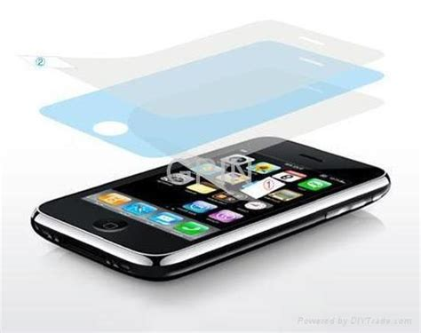 Screen Guard Character Iphone 55s screen protector for iphone 3g 3gs gpin china