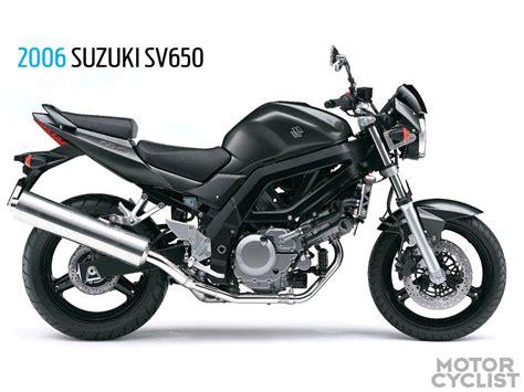 Suzuki Sv650 Gladius 2017 Suzuki Sv650 Ride Review Motorcyclist