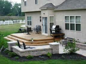 wood patio tips