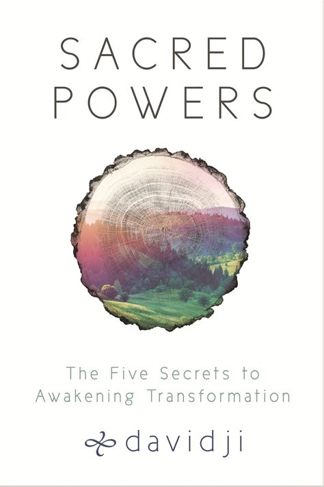 sacred powers the five secrets to awakening