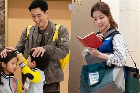 so ji sub tv shows so ji sub shows his sweet side playing with kids behind