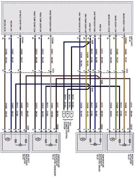 parking sensor ford fusion wiring diagram parking get