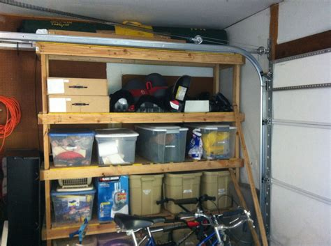how to organize garage on a budget how our garage went from disaster to drive in