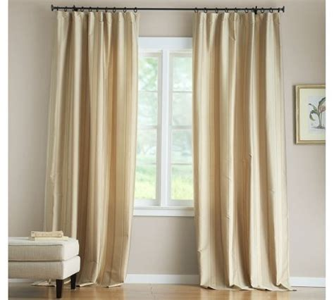pottery barn drapes and curtains pottery barn silk curtains home pinterest