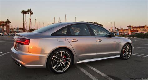 Audi A6 3 0 T by 2017 Audi A6 Sedan 3 0t Exterior 7