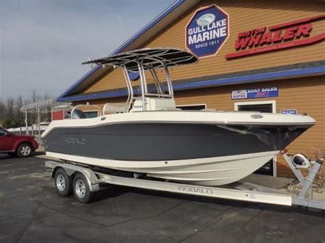robalo boat dealers in michigan robalo boats for sale in richland michigan