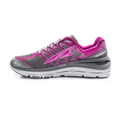 zero drop road running shoes the altra provision 3 0 in grey and purple for at